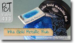 Inka Gold Metallic Paint