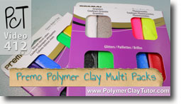Premo Polymer Clay Multi Packs