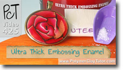 Ultra Thick Embossing Enamel