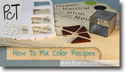 How To Mix Color Recipes