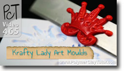 Krafty Lady Art Moulds