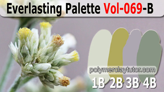 Everlasting Palette by Polymer Clay Tutor