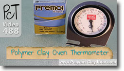 Polymer Clay Oven Thermometer A Must Have Tool