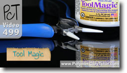 Tool Magic For Your Polymer Clay Tools