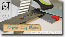 Polymer Clay Cutting Blade Tools