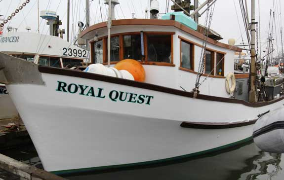 Royal Quest Fishing Boat
