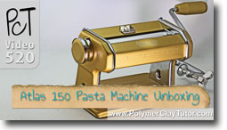 Atlas 150 Wellness Pasta Machine Unboxing