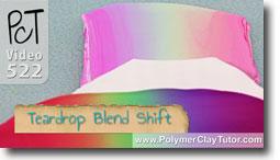 Teardrop Blend Shift