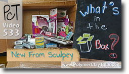 New 2014 Sculpey Polyform Products