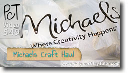 Michaels Craft Haul