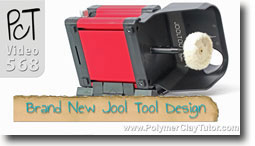 Brand New JoolTool Design - Polymer Clay Tutor