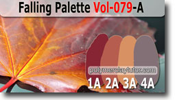 Falling Palette by Polymer Clay Tutor