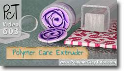 Polymer Cane Extruder - Polymer Clay Tutor