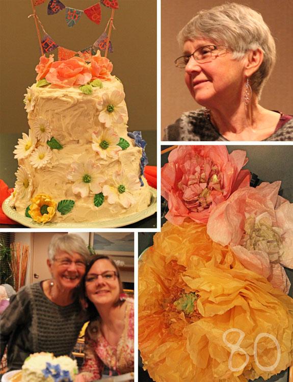 Harriet Lietz 80th Birthday Party