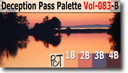 Deception Pass Palette by Polymer Clay Tutor