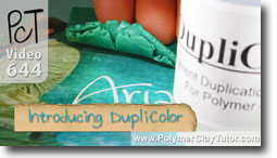 Introducing Duplicolor - Polymer Clay Tutor