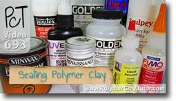 Sealing Polymer Clay - Polymer Clay Tutor