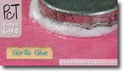 Gorilla Glue - Polymer Clay Tutor