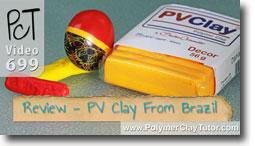PV Clay Brand - Polymer Clay Tutor