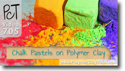 Chalk Pastels - Polymer Clay Tutor