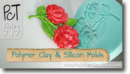Polymer Clay & Silicon Molds - Polymer Clay Tutor