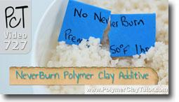 NeverBurn Additive - Polymer Clay Tutor