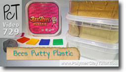 BeesPutty Plastic - Polymer Clay Tutor
