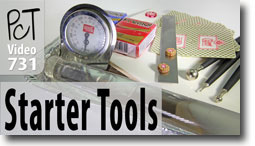 Starter Tools - Polymer Clay Tutor