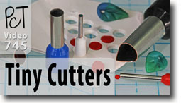 Little Funky Tools Tiny Cutters - Polymer Clay Tutor