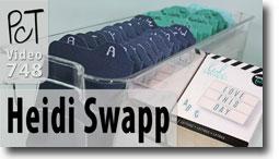 Heidi Swapp Light Box Accessories Storage - Polymer Clay Tutor
