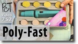 PolyFast Sanding Tool - Polymer Clay Tutor