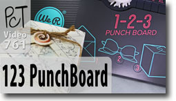 123 Punch Board Jewelry Packaging - Polymer Clay Tutor
