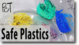 Safe Plastics - Polymer Clay Tutor