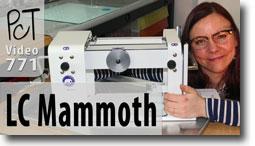 Lucy Clay Mammoth Machine - Polymer Clay Tutor