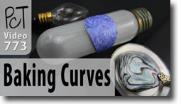 Baking Curves - Polymer Clay Tutor