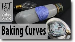 Baking Curves - Polymer Clay Tutor