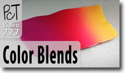Teardrop Skinner Blend Tips & Tricks - Polymer Clay Tutor