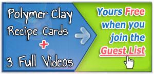 Polymer Clay Tutor Guest List