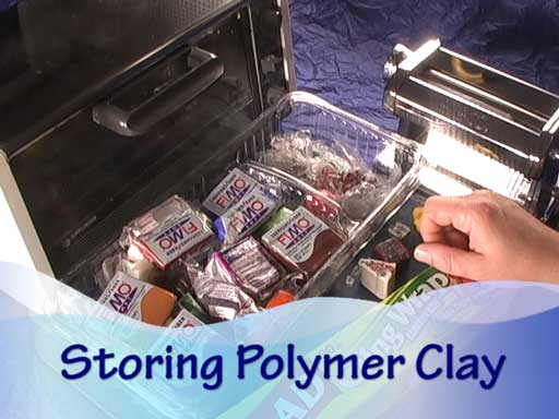 Storing Polymer Clay