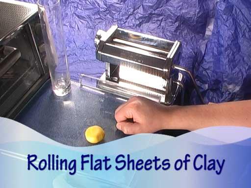 Roll Polymer Clay