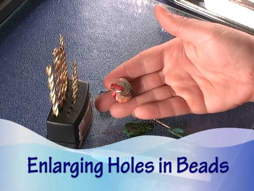 Bead Hole Drilling