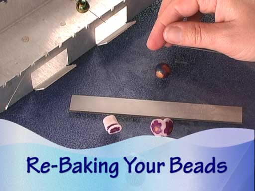 Re-Baking Polymer Clay