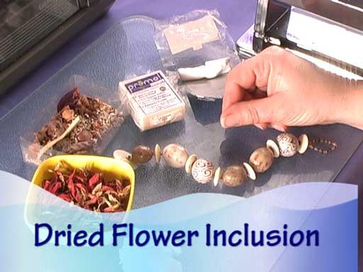 Flower Petal Beads